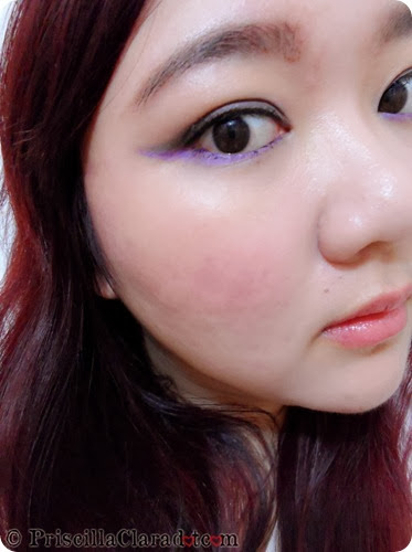 Priscilla Clara beauty blogger IBB MUC Maybelline makeup Color Tattoo  4