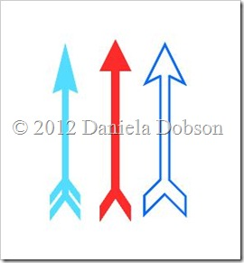 Arrows by Daniela Dobson