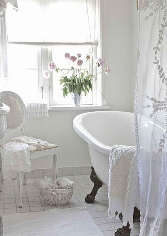 lavabo aconchegante