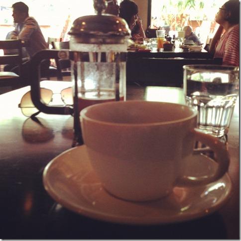 Breakfast at Basilico