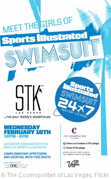 'Meet the Sports Illustrated 2011 Swimsuit Models at STK Invite' photo (c) 2011, The Cosmopolitan of Las Vegas - license: http://creativecommons.org/licenses/by-nd/2.0/