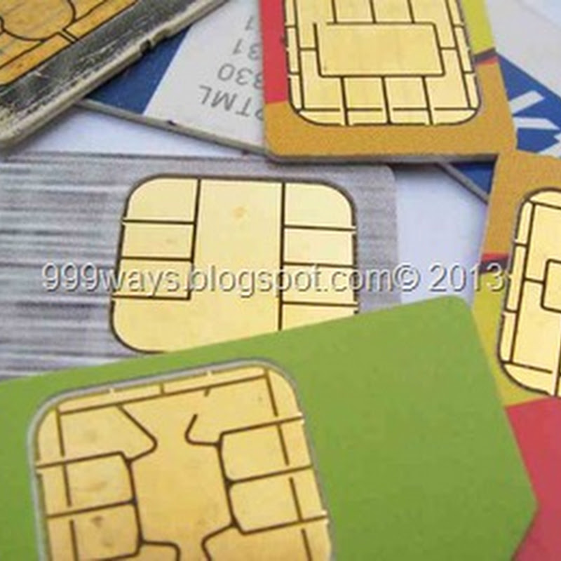 How to Duplicate SIM Card