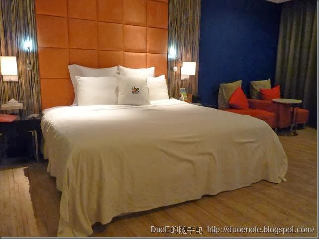 168 Motel 新竹館-106房