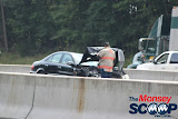Overturned Vehicle On NYS Thruway  Near Toll Plaza (Moshe Lichtenstein) - IMG_5807.JPG
