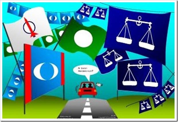 PRU13 Malaysia Memlih