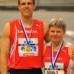Nordiske indendørsmesterskaber for veteraner 2010