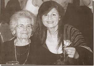 Καλοκαίρι 2008 , στην  εκδήλωση  γυναικών  Κονιάκου με  την  Κονιακίτισσα  τραγουδίστρια  Σοφία Βόττα