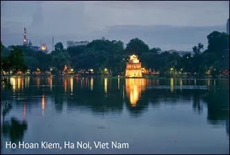 Many Waters Ho Hoan Kiem