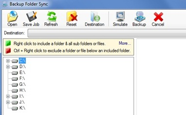 Free Sync and Backup Software
