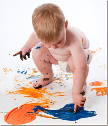 childs-natural-finger-paint
