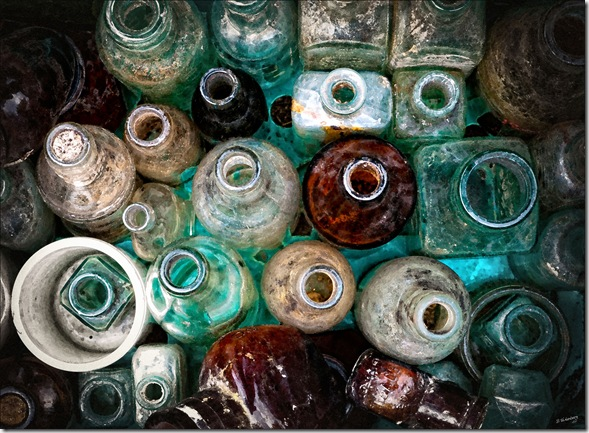 P1310461A-Bottles-30x22inch-Canvas