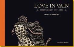 Cover LOVE IN VAIN info