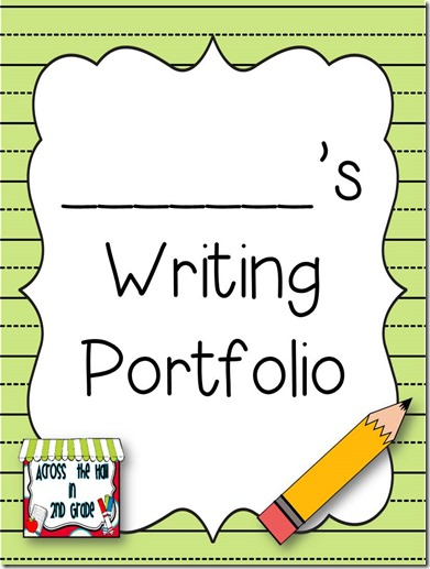 writing portfolios Assessing by portfolio overview at its simplest, a portfolio, whether in hard copy or digital form, is a collection of artefacts with a coherent structure and a guide to that structure, such as a contents page.