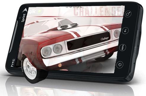 Sprint-Evo-3D-Smartphone