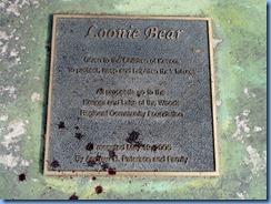 8306 Ontario Kenora Harbourfront - Loonie Bear
