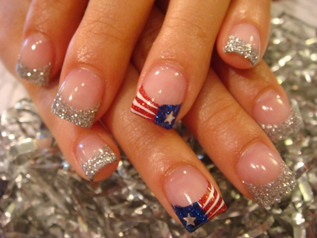 July 4th Nails _2