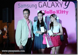 Samsung Galaxy Y Hello Kitty  294