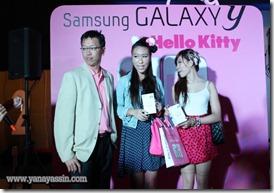 Samsung Galaxy Y Hello Kitty  294