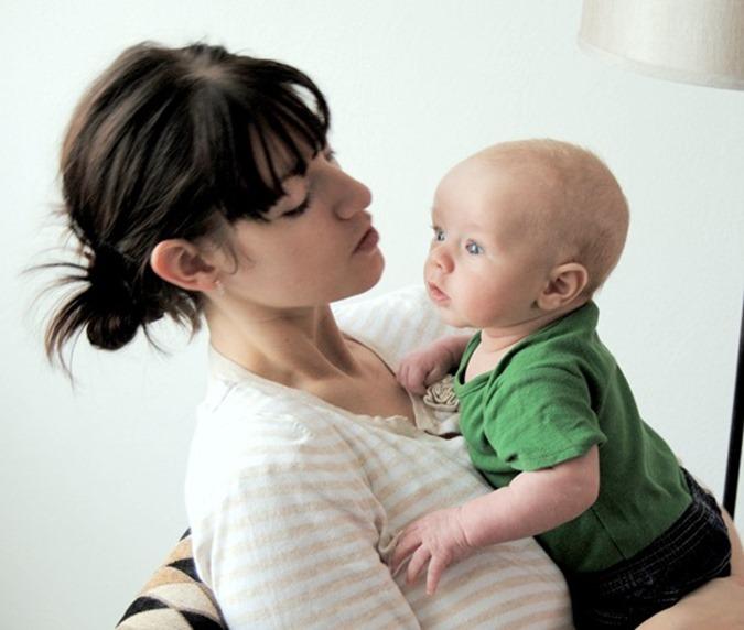 postpartum depression story