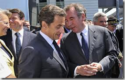 Bayrou Sarkozy