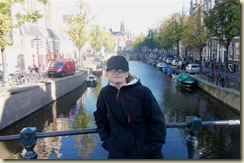 Ellen and the Canal (Small)