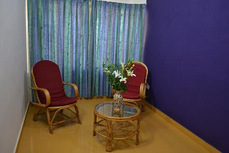 Cazare India: Hotel Bouigainvillea, Fort Aguada, Goa