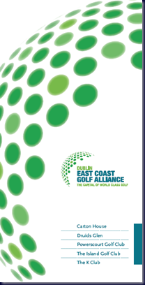 dublin east golf coast goll alliance bookelt