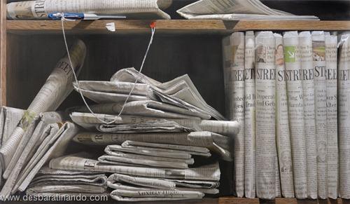 pinturas a oleo super realistas Roberto Bernardi Erich Christensen Steve Mills  desbaratinando  (78)