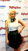 Holly Madison @ RollingStone Party at JET Photo By:Lanie Crossman
