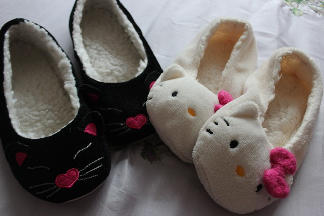 topshop slippers hellokitty slippers