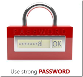 Strong Passwords are the First Line of Defence