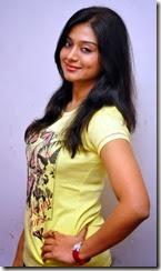 Varsha Ashwathi Latest Photos at Panivizhum Malarvanam Team Interview