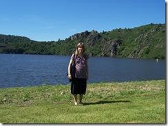 2012.06.01-014 Stéphanie au lac de Grangent