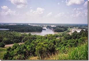 Vicksburg view