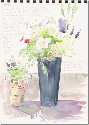 June 7 Betsy's flowers