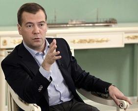 Reuters Russia Dmitry Medvedev  480