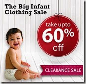 Hopscotch Special offer : Kids & Baby Clothing, Footwears & Accessories Rs.500 off on Rs. 1100 : Buytoearn