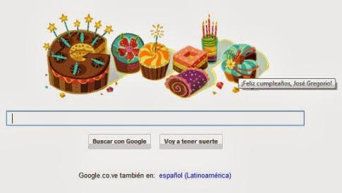 Google se acuerda de tu cumpleaños