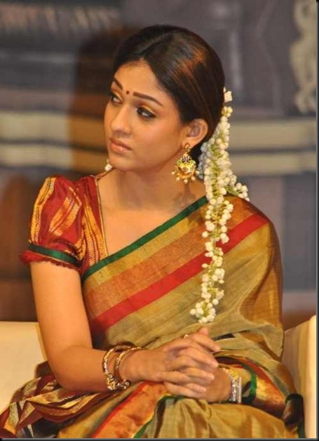 nayanatara-at-sri-rama-rajyam-50th-day-function