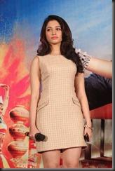 Actress Tamanna Bhatia Pictures at Himmatwala Trailer Release
