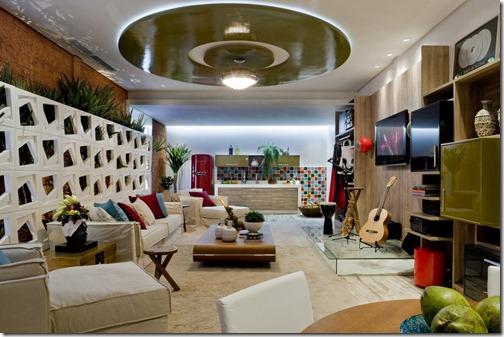17. Studio Ivete Sangalo - Arquiteta Mariela Romano