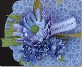 Close Up Easter Framelit Box Embellishment