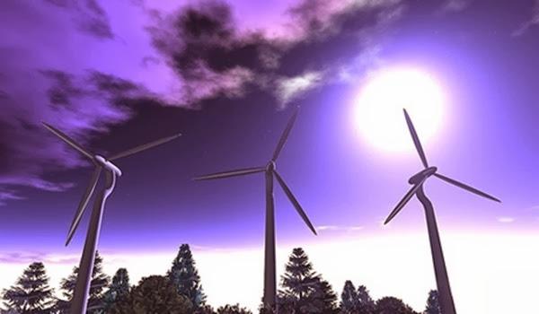 tecnologías eólicas