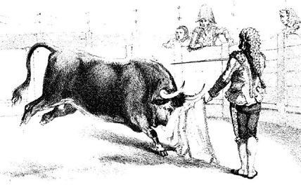 Historia del toreo de Bedoya Estocada