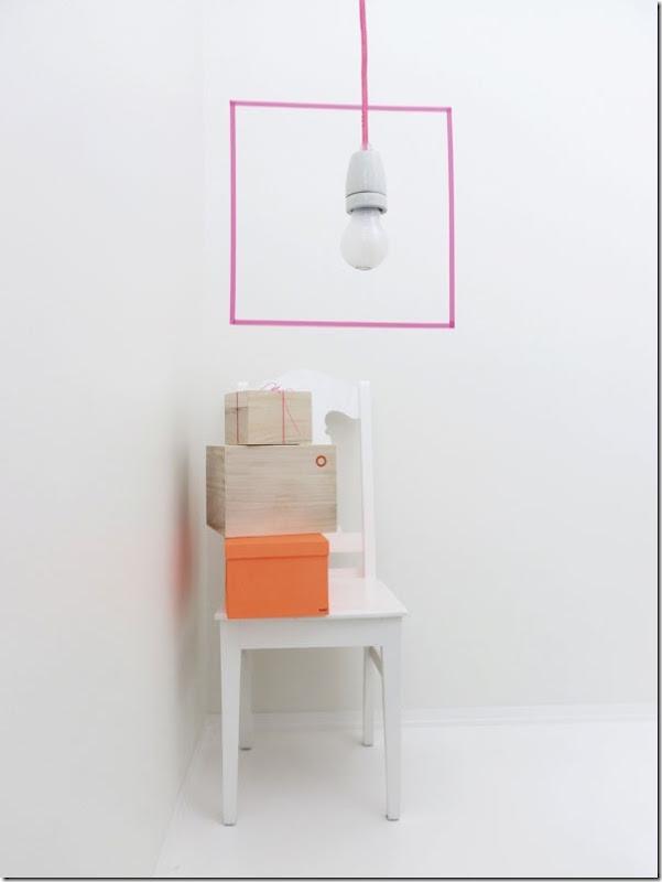 case e interni - casa Scandinava - accenti colori (3)