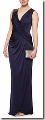No 1 Jenny Packham Draped Maxi Dress