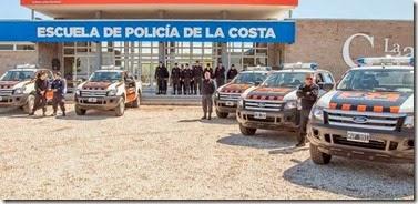 Una Patrulla Municipal que depende de la Secretaría de Protección Ciudadana, en conjunto con la policía local, detuvo a un hombre que había ingresado y robado una moto en una vivienda en San Bernardo.
