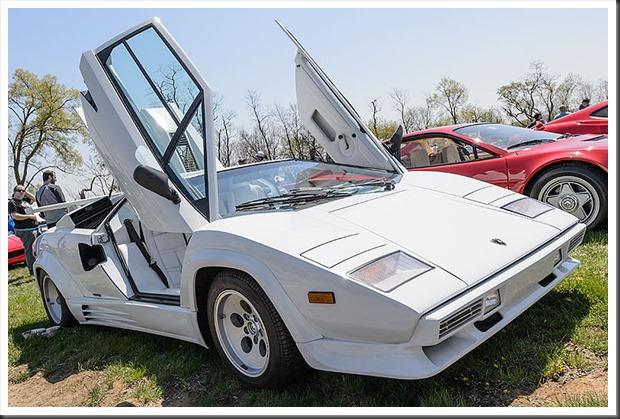 Jay Goodman's 1988 1/2 Lamborghini Countach