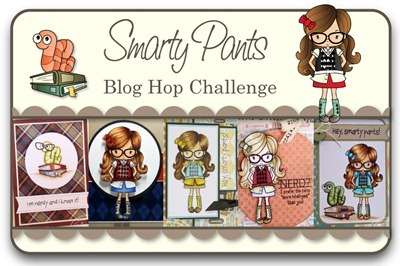 Smarty Pants Blog Hop Challenge