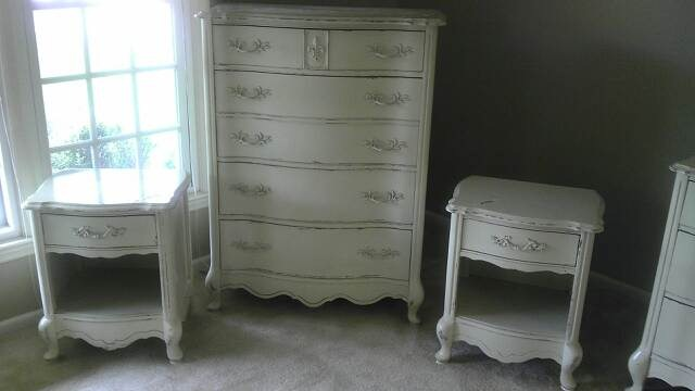 Liv's nightstands and dresser